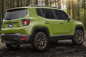 jeep car 2016 jeep renegade limited suv review ratings edmunds