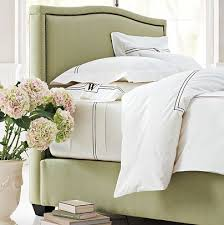 William Sonoma Bedroom Furniture by Andrew Barnes Lifestyle Upholstered Headboards