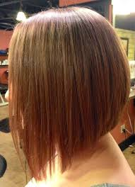 medium length hair styles shorter in he back longer in the front long bob hairstyles short back hairstyles