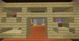 minecraft schlafzimmer ᐅ schlafzimmer mit trennwand in minecraft bauen minecraft