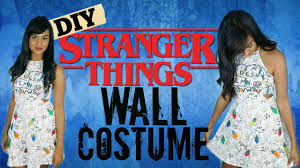 where the things are costume diy costume things wall