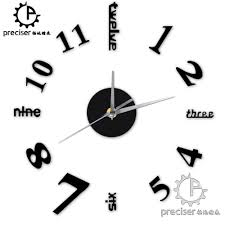 kitchen clocks modern diy wall clock picture more detailed picture about english