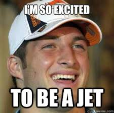 Excited Memes - image result for tim tebow i am so excited nfl nosense pinterest