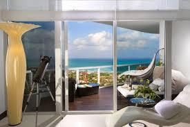 Modern Beachy Interiors Patios Interiores Modernos Patio Modern With Miami Beach Interiors