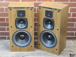 boston acoustics home theater boston acoustics a120 speakers photo 1368971 canuck audio mart