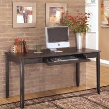 ashley furniture carlyle large leg desk buy online direct carlyle l desk credenza tall hutch set buy