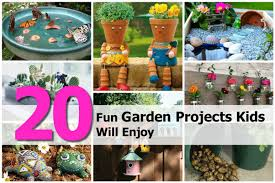 magnificent garden craft ideas for kids on home decoration ideas
