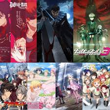 K Hencenter Summer 2016 Anime I U0027m Most Anticipating Anime Amino
