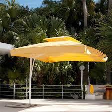 Patio Umbrella Singapore Offset Patio Umbrella Modern Patio Chicago By Home Infatuation