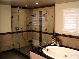 bathroom shower common problems with shower doors vinyl doors