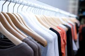clothing fabrics clothes hangers colors hd wallpaper