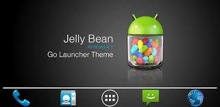 jelly bean apk jelly bean go launcher theme apk v1 0 apk and application