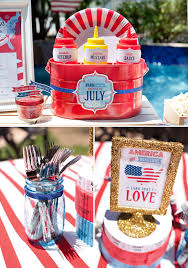 4th Of July Decoration Ideas All American County Fair