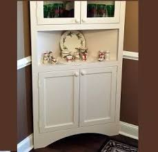 hand made farm style dinning and kitchen china cabinet by