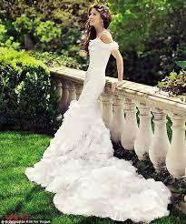 bush wedding dress wedding dress pencil and in color wedding dress