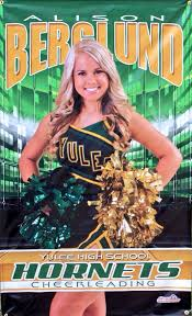 high school senior banners class of 2015 senior cheerleading banner senior picture ideas
