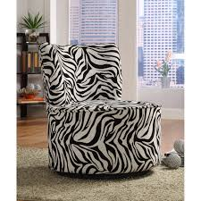 Zebra Accent Chair Zebra Print Swivel Accent Chair Choosing Swivel Accent Chair