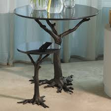 Small Accent Table Lamps Tree Table Tres Tables Tree Design Tables Tree Side Table Tree