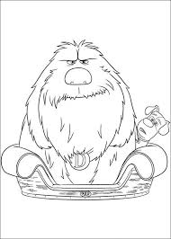 25 disney secret pets coloring pages disney