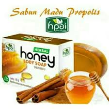 Sabun Honey Hpai sabun madu hpai honey bady soap bandar lung kota