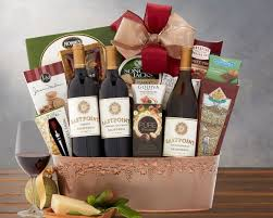 wine and country baskets eastpoint cellars trio gift basket at wine country gift baskets