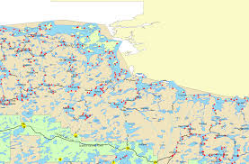 Lake Vermilion Map Boundary Waters Trip Reports Blog Bwca Bwcaw Quetico Park
