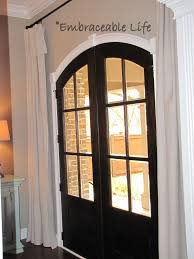 Curtain Ideas For Front Doors by Decor Elegant Cream Lowes Curtains For Inspiring Home Accessories