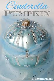 diy disney cinderella pumpkin the farm gabs