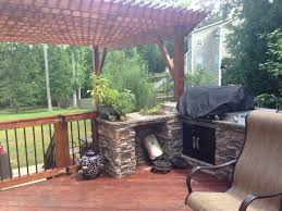Outside Backyard Ideas Pergola Design Marvelous Outdoor Kitchen Inserts Backyard