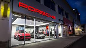 porsche dealership porsche city showroom u2013 canadian auto world