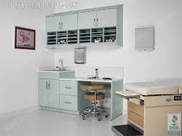 movable cabinets medical exam room design medical office exam