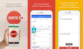 4 best free apps with live camera translate offline text and