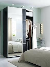 miroir chambre miroir coulissant pour dressing dressing pour chambre