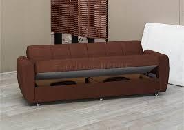 Modern Convertible Furniture by Furniture Brown Modern Convertible Sofa Bed Sleeper Comfortable
