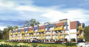 650 sq ft 1 bhk floor plan image gaj avenue available for sale