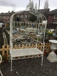 Retro Metal Garden Chairs by Cheshire Vintage Furniture We Buy And Sell Antique Vintage