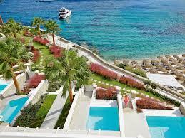 hotel mykonos blu luxury suites u0026 villas mykonos blu