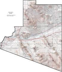 Arizona Casinos Map by Arizona Peaks 1 000 Feet Of Prominence And Higher Www Surgent Net