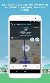 waze apk waze gps maps traffic 4 32 0 1 apk android