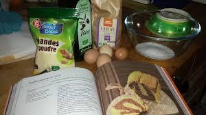 cuisinez gourmand sans gluten sans lait sans oeufs gâteau marbré amande et cacao les délices de loulou