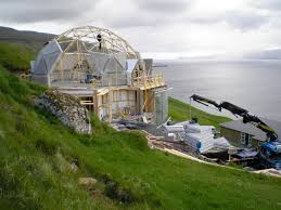 importing geodesic dome home kits aidomes