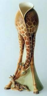 porcelain giraffe ring holder images 124 best art ceramic giraffe images giraffes jpg