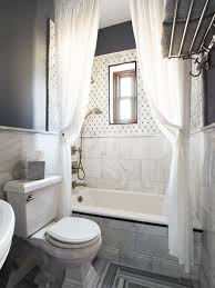 shower curtain ideas for small bathrooms no sew shower curtain valance in bathroom ideas how to