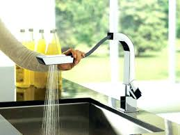 Modern Kitchen Sink Faucet Modern Kitchen Faucets Ohfudge Info