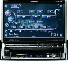 kenwood home theater receiver kenwood excelon kvt 817dvd dvd cd player with 7