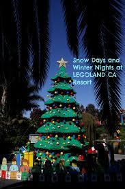 snow days and winter nights at legoland california resort