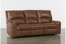 Leather Brown Sofas Reclining Sofas For Your Home Office Living Spaces