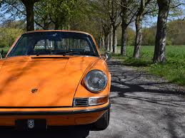 1971 Porsche 911 2 2t Soft Window Targa Turn8 Cars