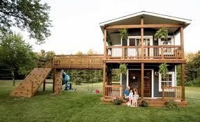 dad builds ultimate playhouse for his daughters u2014 and it will blow