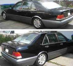 mercedes s500 1996 purchase used 1996 mercedes s500 black in medford